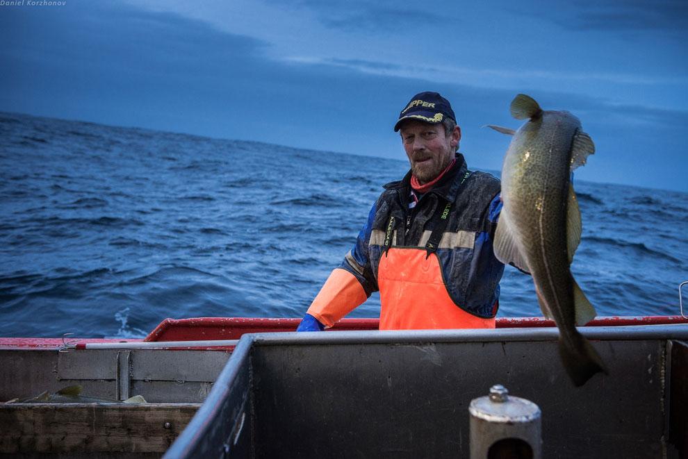 варианты рыбной ловли